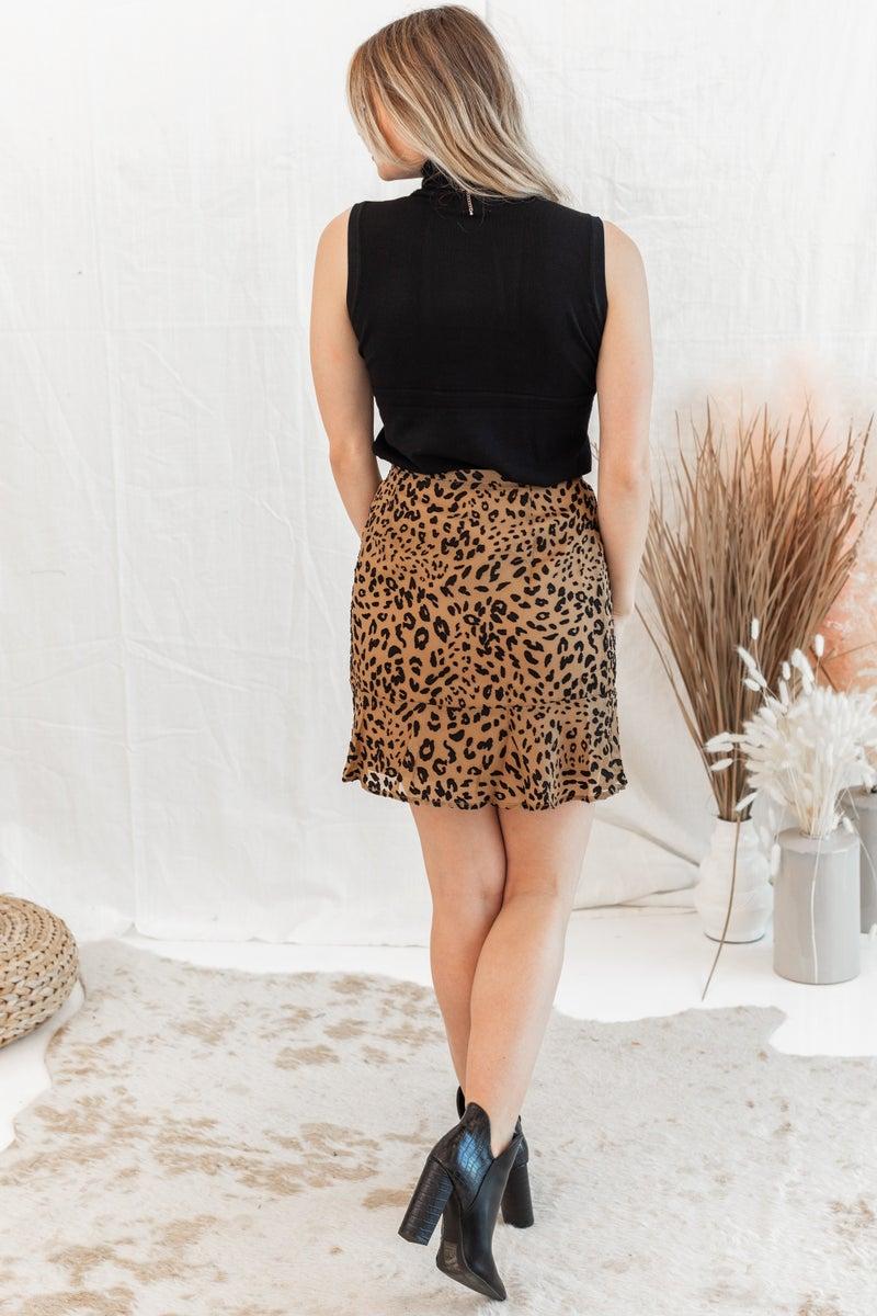 Savage and Sassy  Skirt