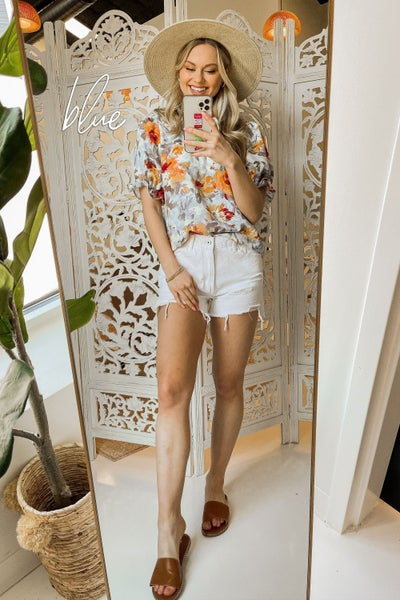 Growing Style Top