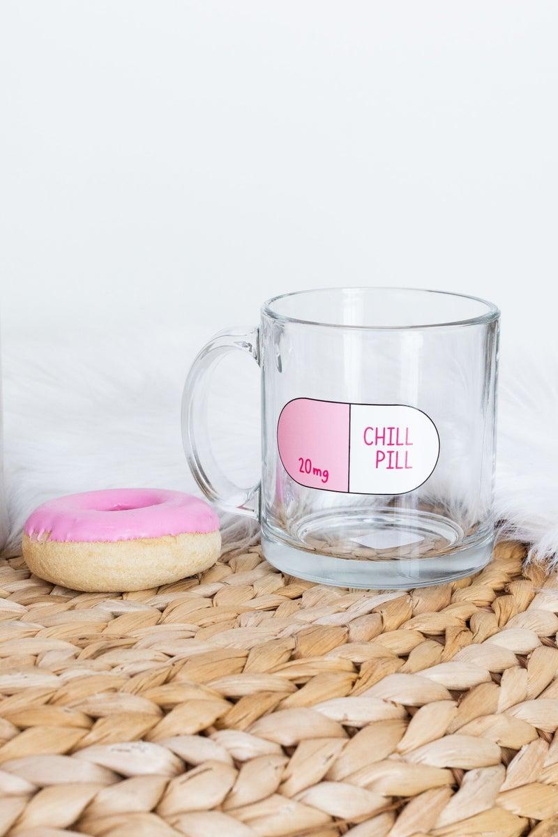 Chill Pill Mug *Final Sale*
