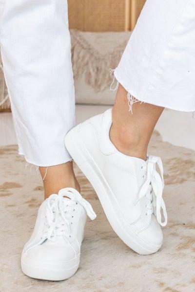 Kicking It Sneaker