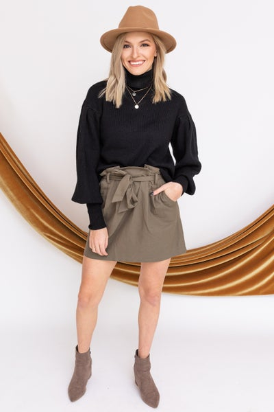 Take it to the Streets Skirt *Final Sale*