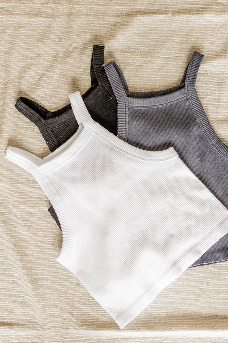 Time by Time Crop Top