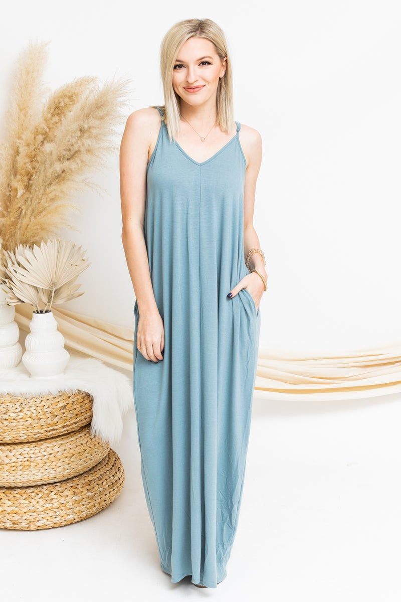 Escaping to the Weekend Maxi