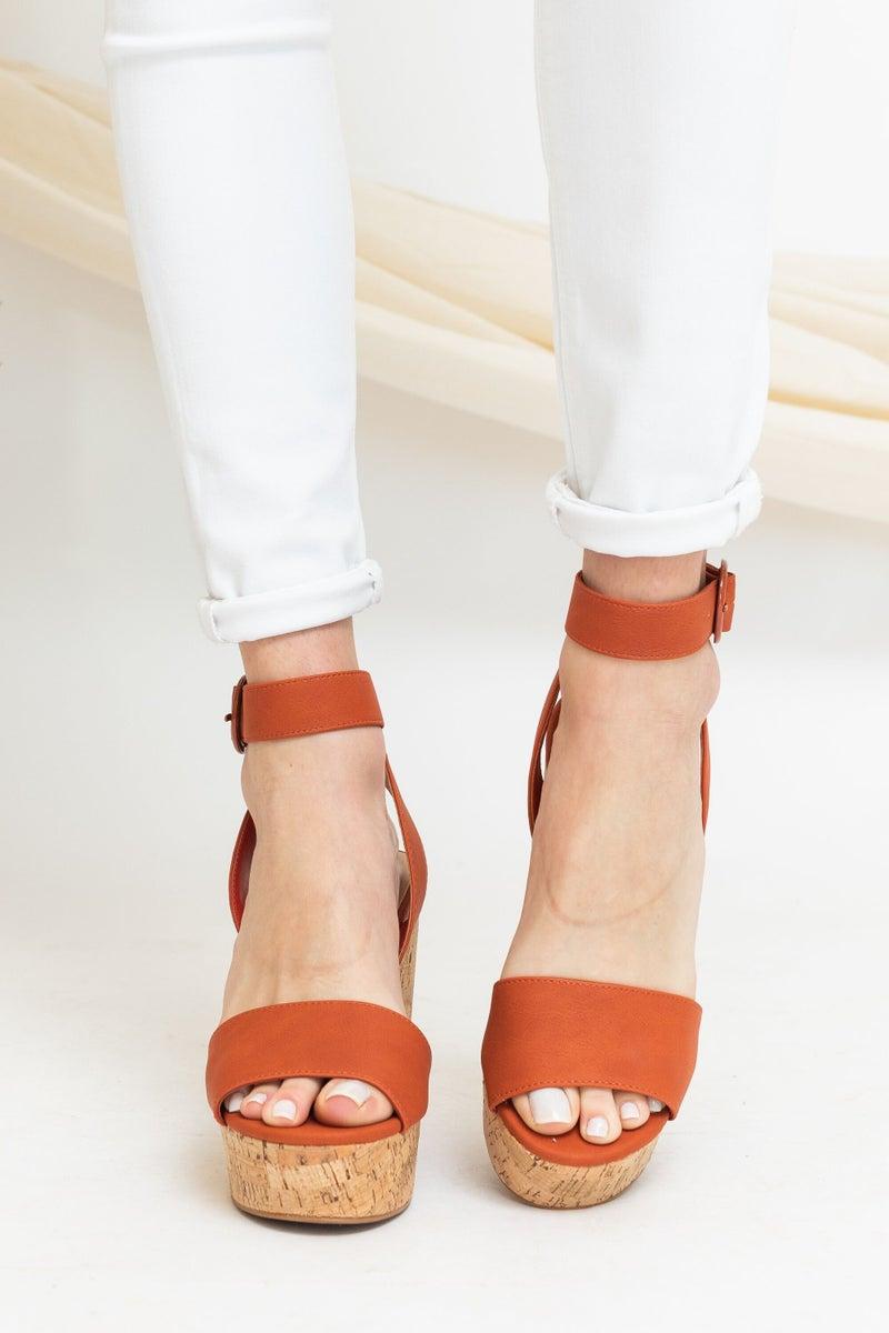 Show Me the Way Heel