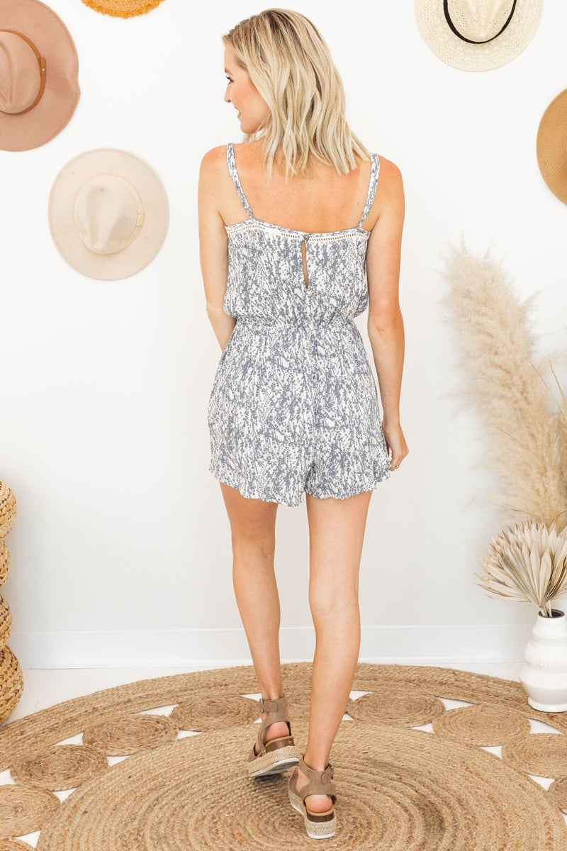 In Time Romper