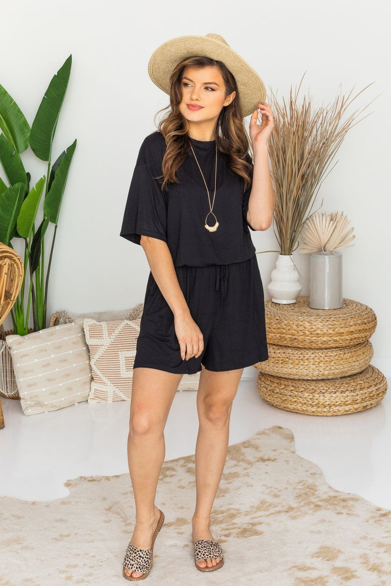 One Day at a Time Romper