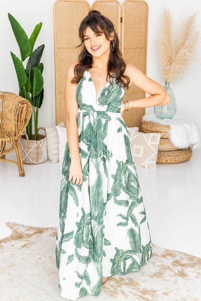Send me to the Tropics Maxi