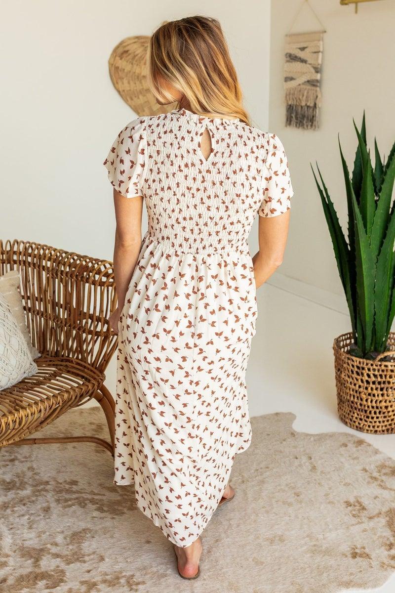 Tea Time Maxi Dress