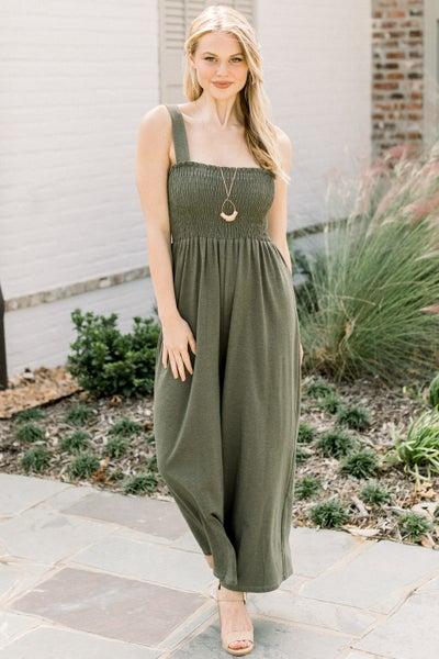 Olive Days Jumpsuit
