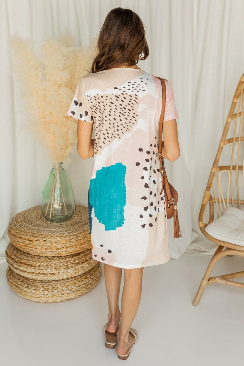 Print to Perfect Dress
