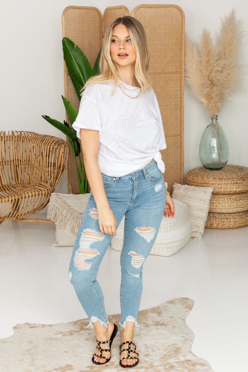 Plain as Day Top