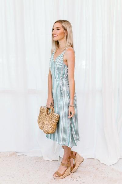 In the Midi Dress