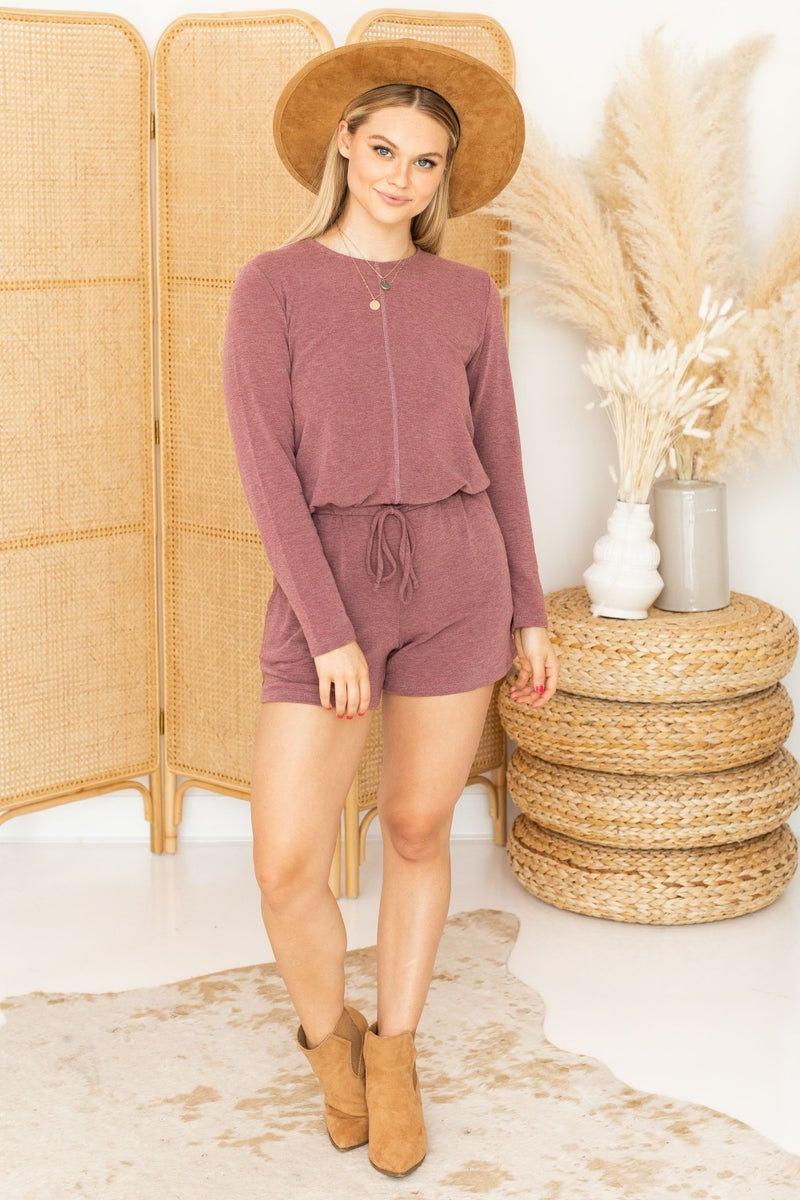 Change of Pace Romper