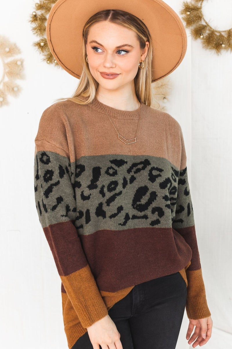 The Golden Hour Sweater