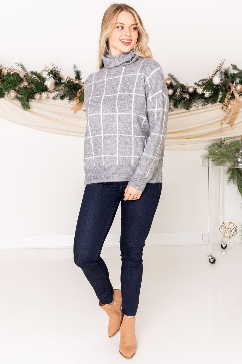 Line in the Sand Sweater