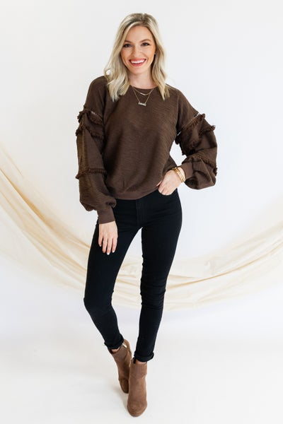 It's in the Details Sweater
