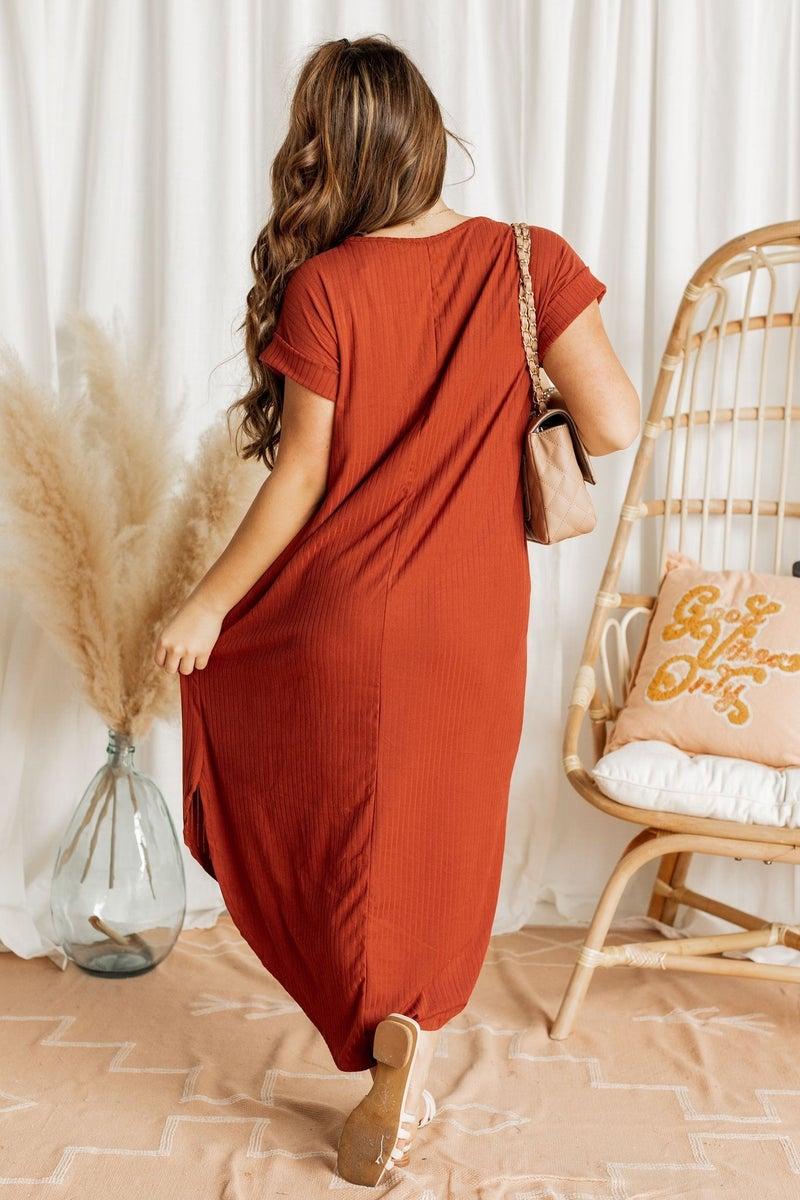 Days to Come  Midi Dress