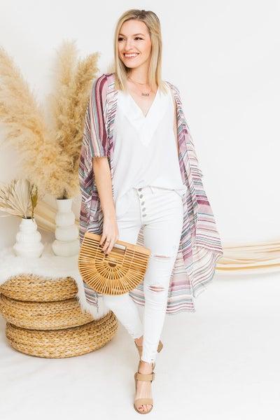 Take a Trip Kimono
