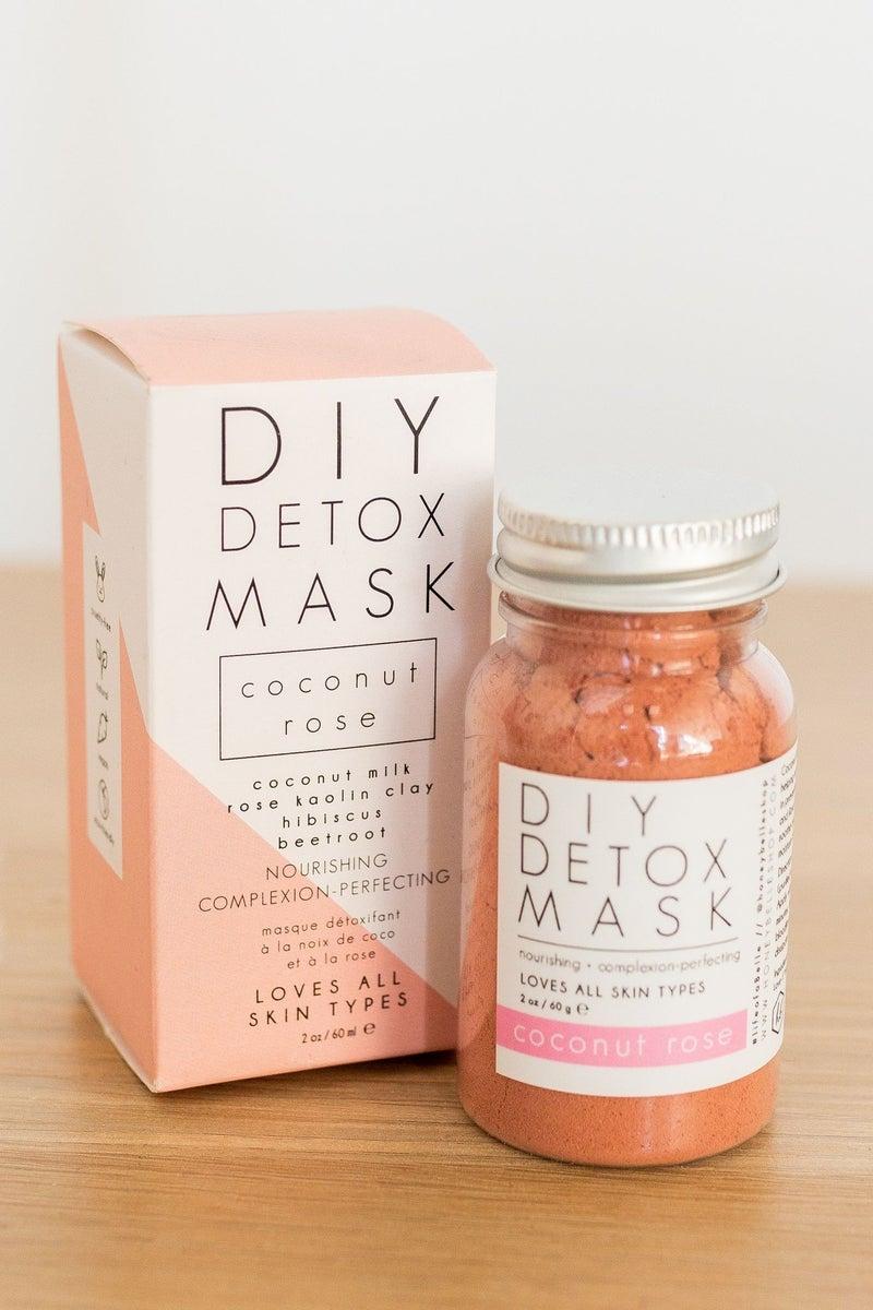 Coconut Rose Detox Mask