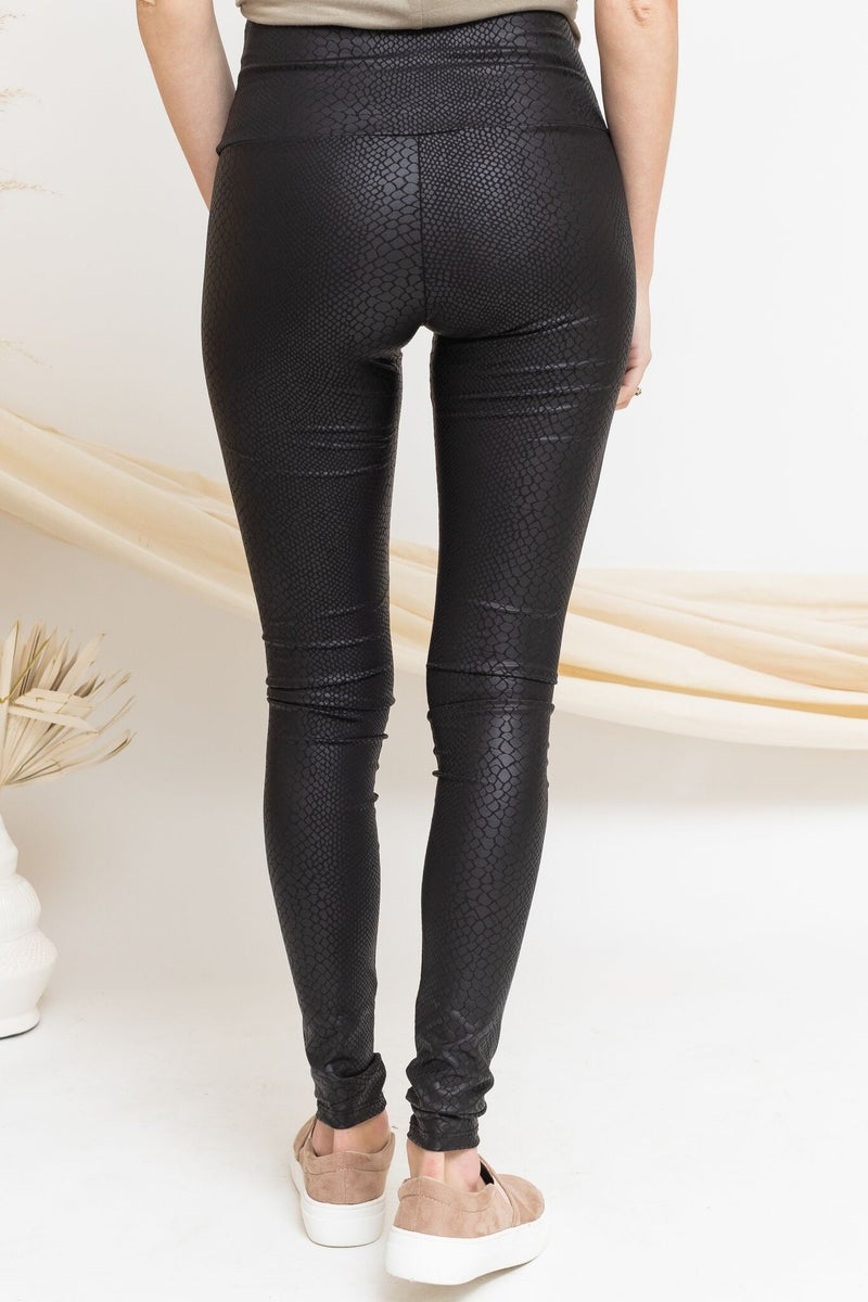 All Snaked in Legging *Final Sale*