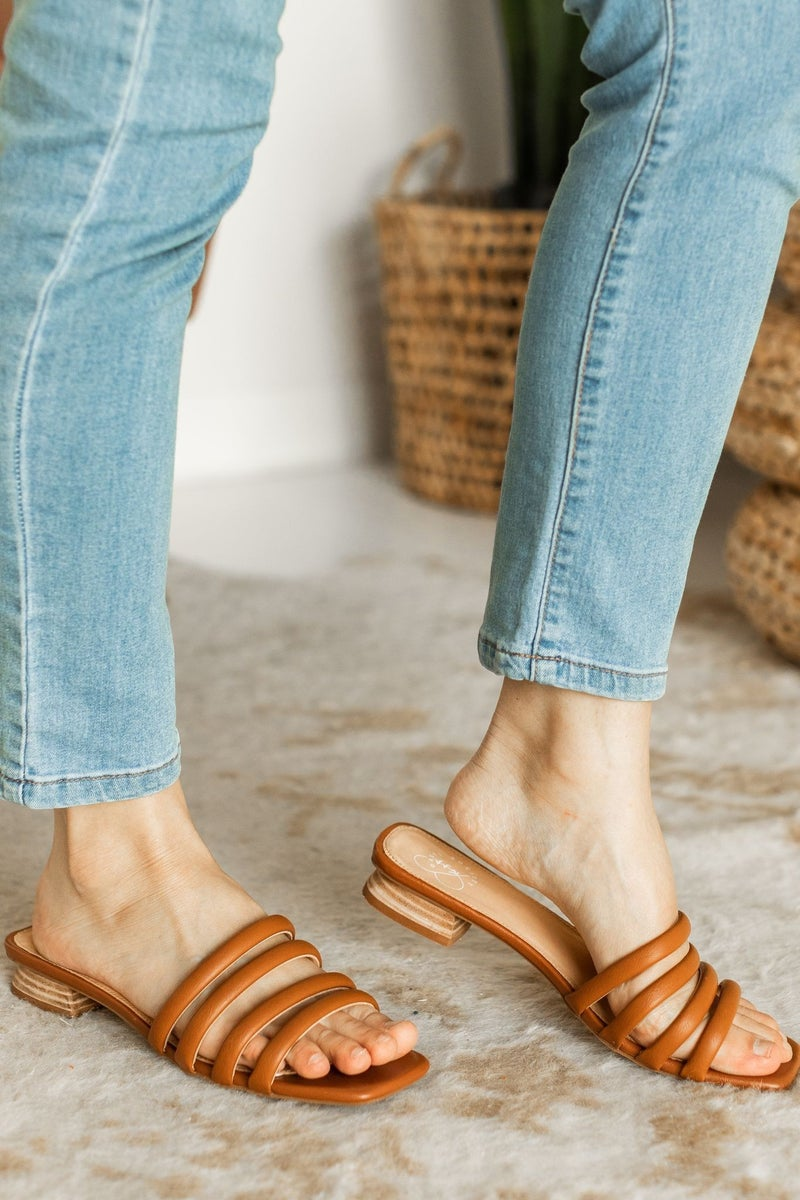 Down to the Pier Sandals