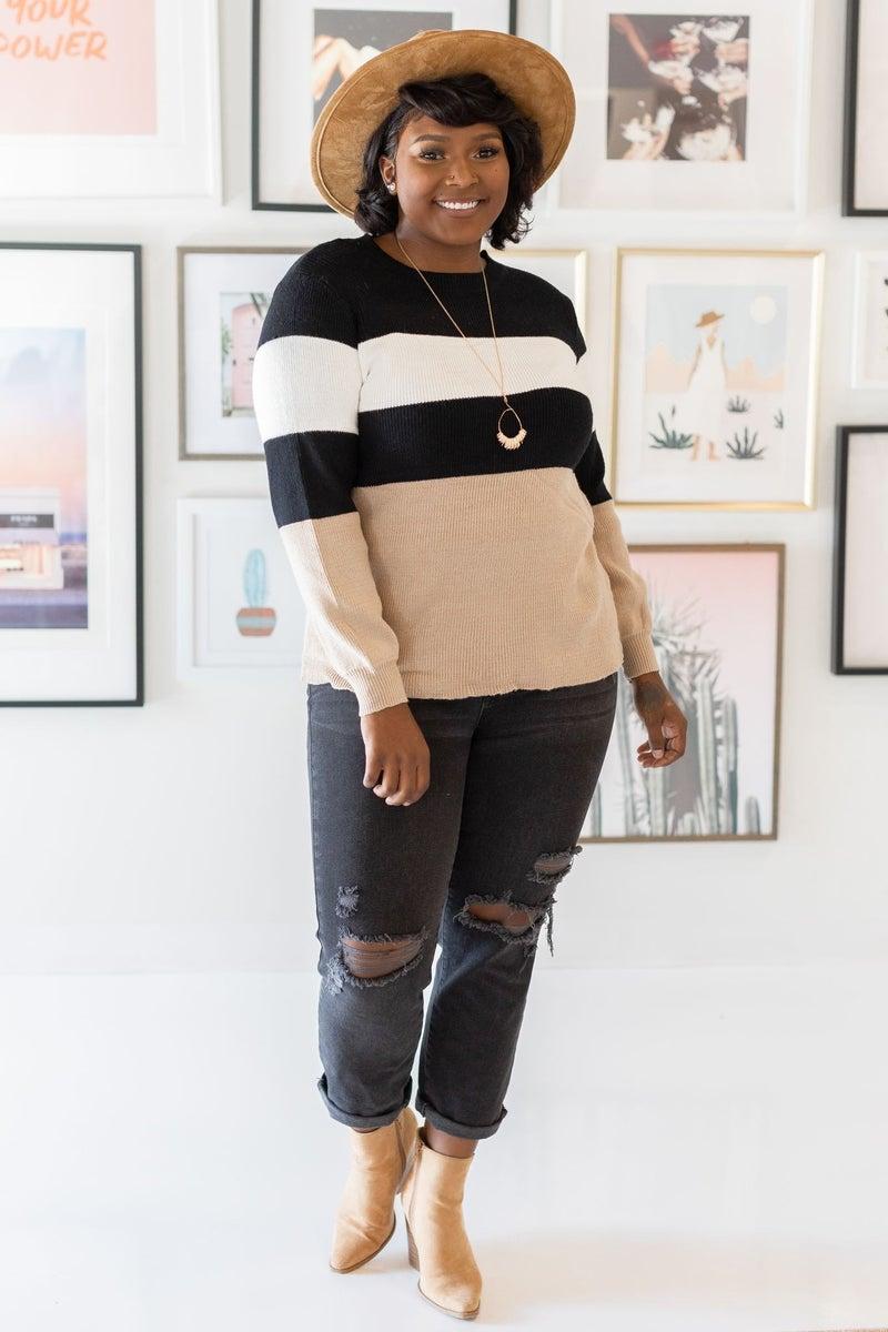 A Natural Instinct Sweater