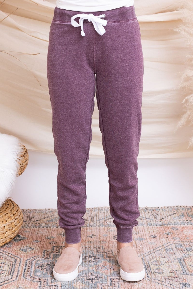Time to Get Comfy Jogger
