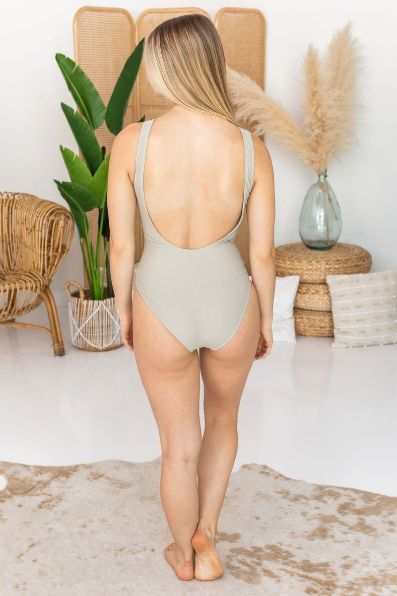 Buckle Down to It Swimsuit