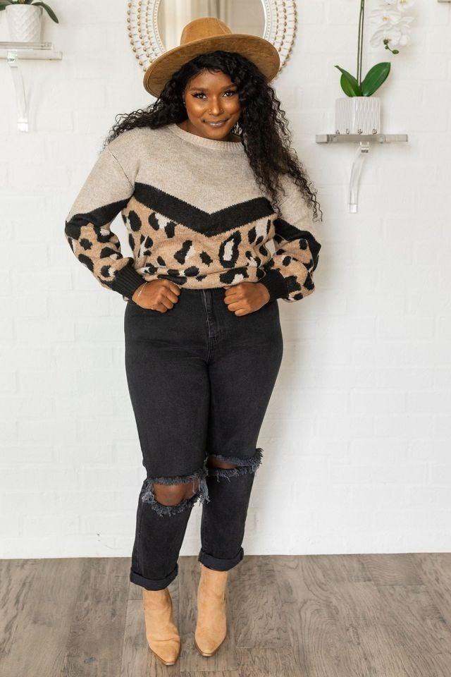 A Subtle Hint Sweater