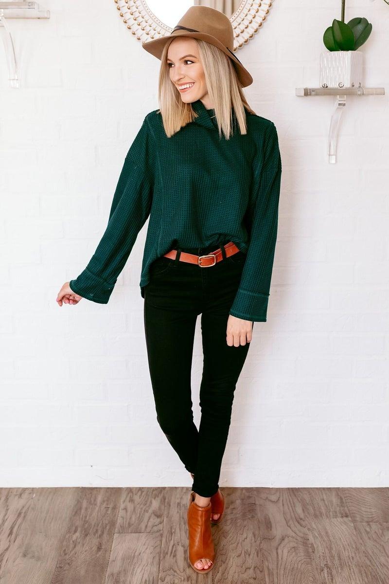 Away in Time Sweater