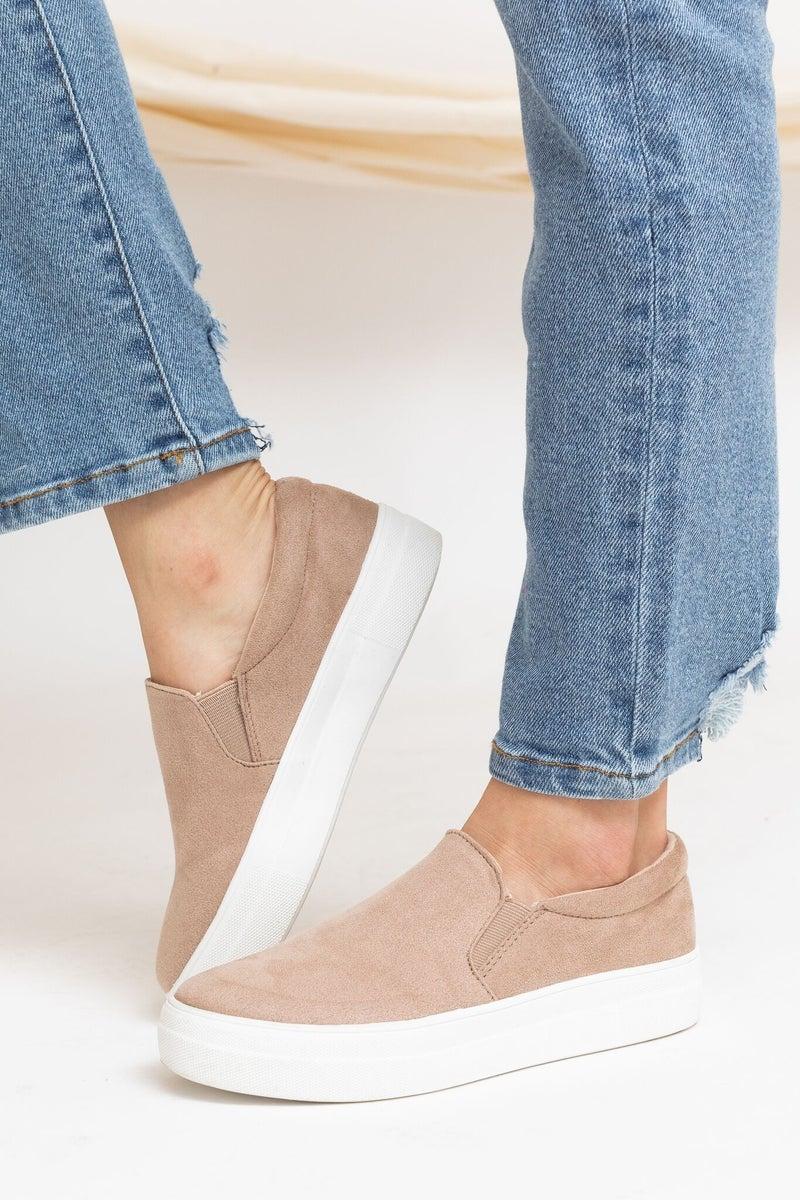 One Step Ahead Sneaker