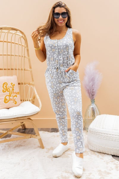 A Place to Be Jumpsuit