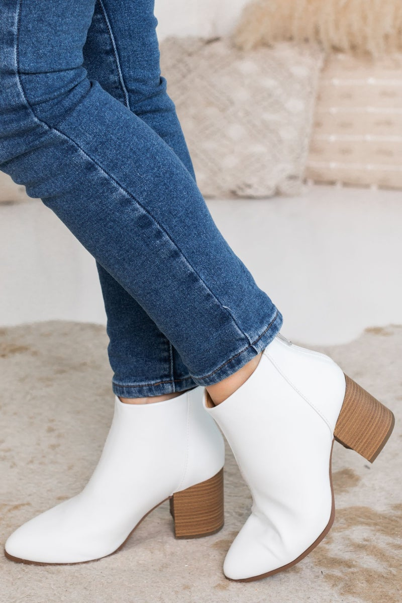 A Sleek Beat Bootie