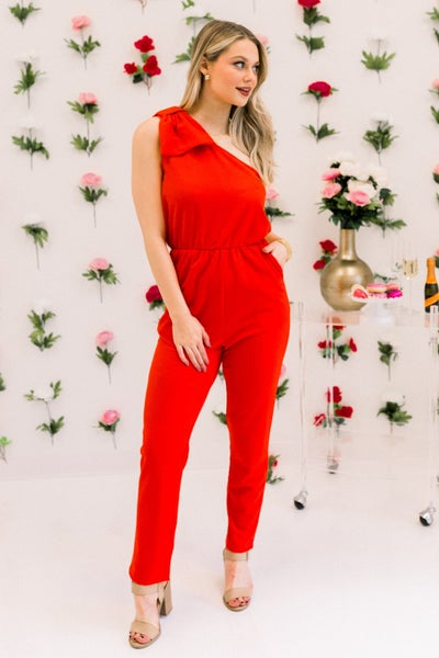 Can't Stop the Heat Jumpsuit