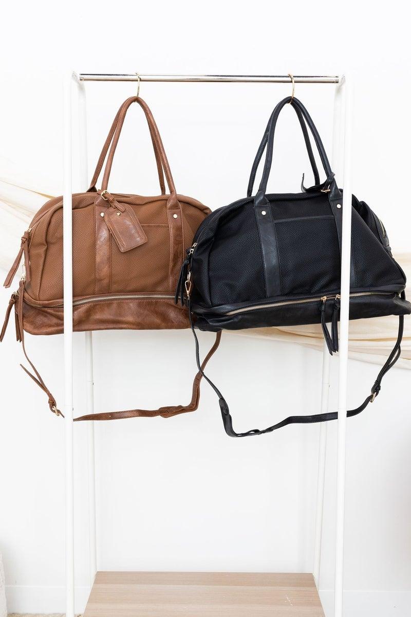 Travel Abroad Duffel Bag *Final Sale*