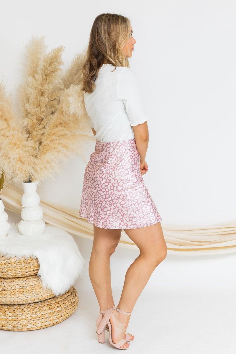 Take a Stand Skirt