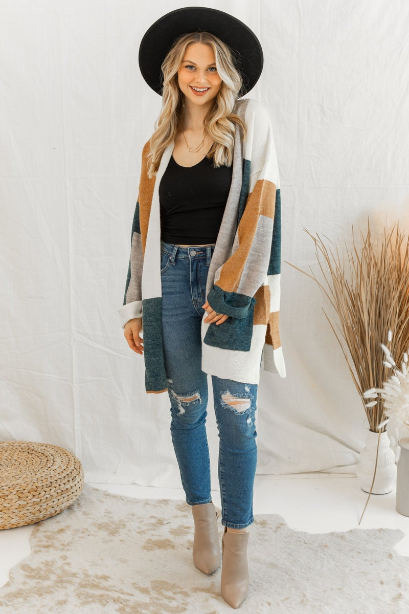 A Great Mix Cardigan