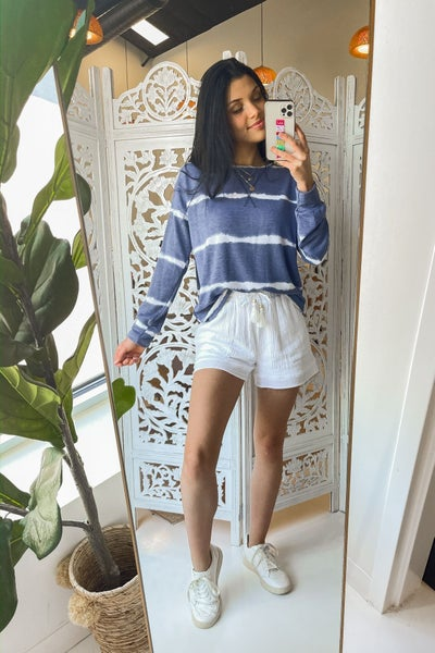 Cool and Calm Long Sleeve Top