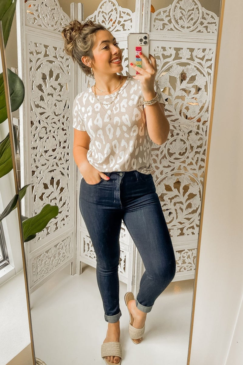 All About the Print Top