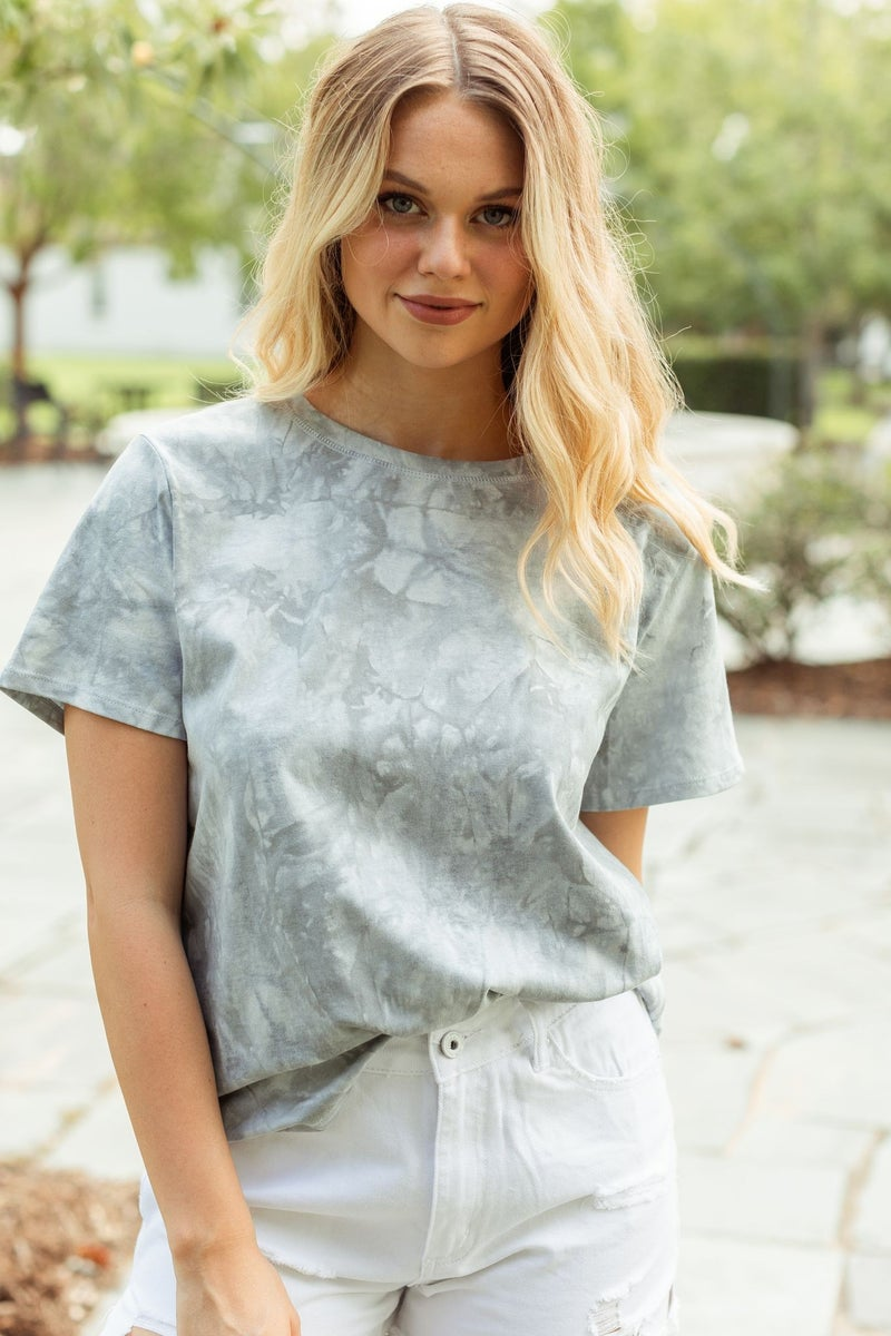 A Cloudy Day Top