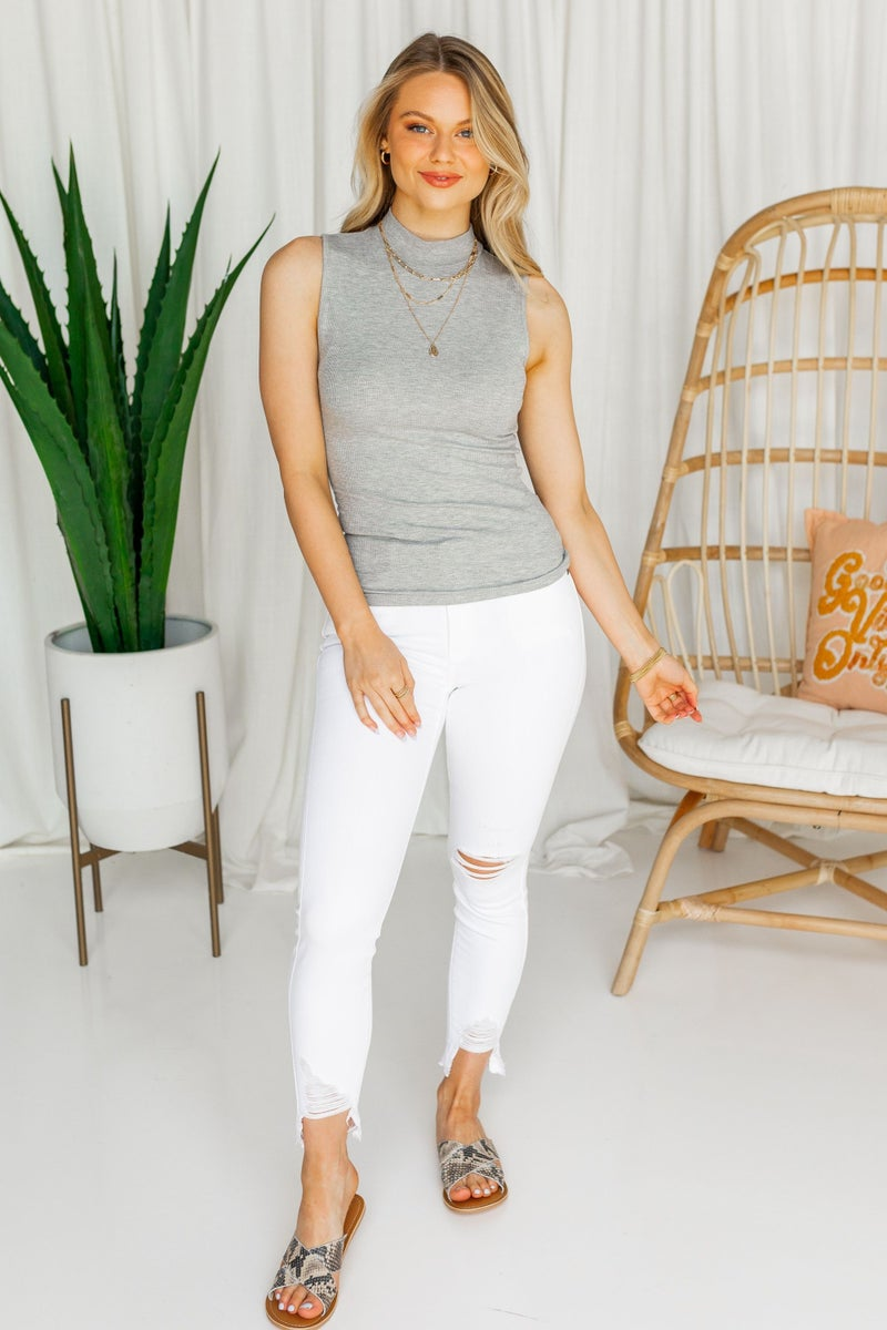 The Perfect Fit Top