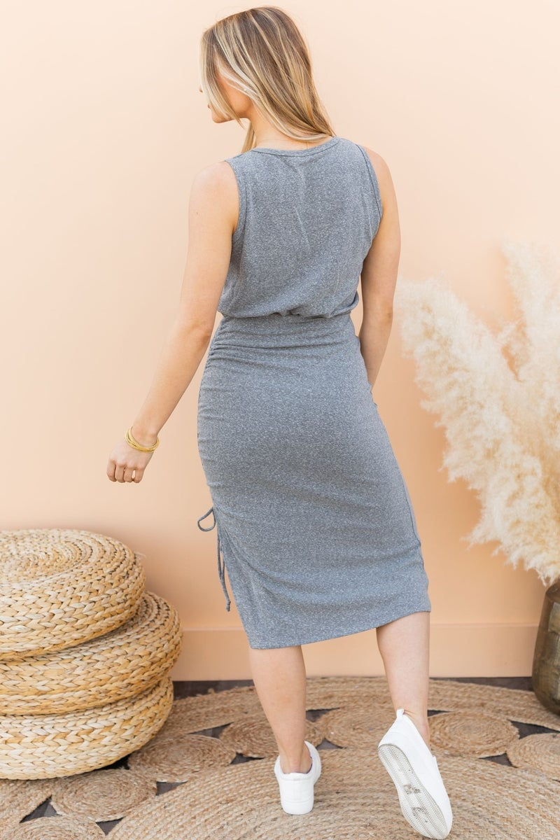 Ruched to Perfection Dress