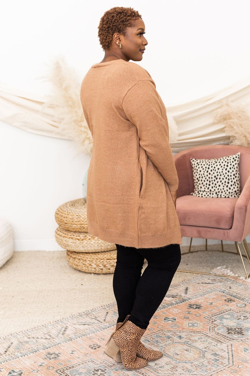 Travel With Ease Cardigan