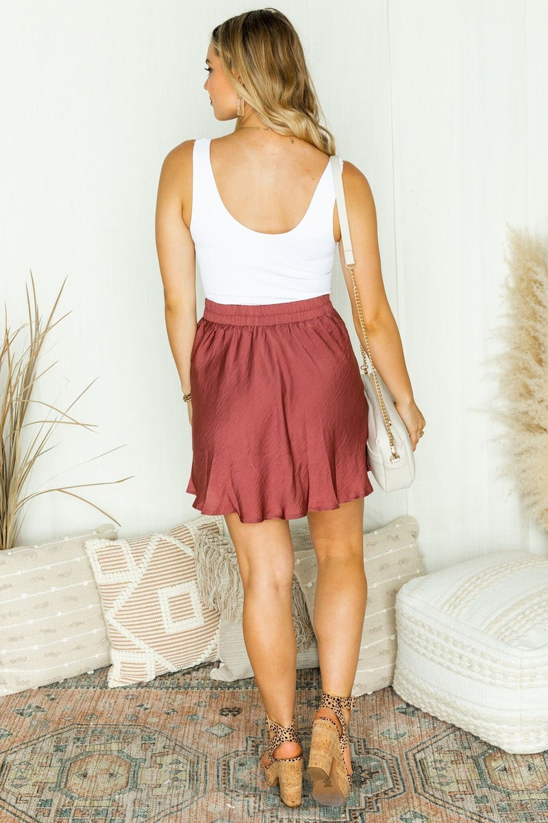 Pretty in Time Skirt