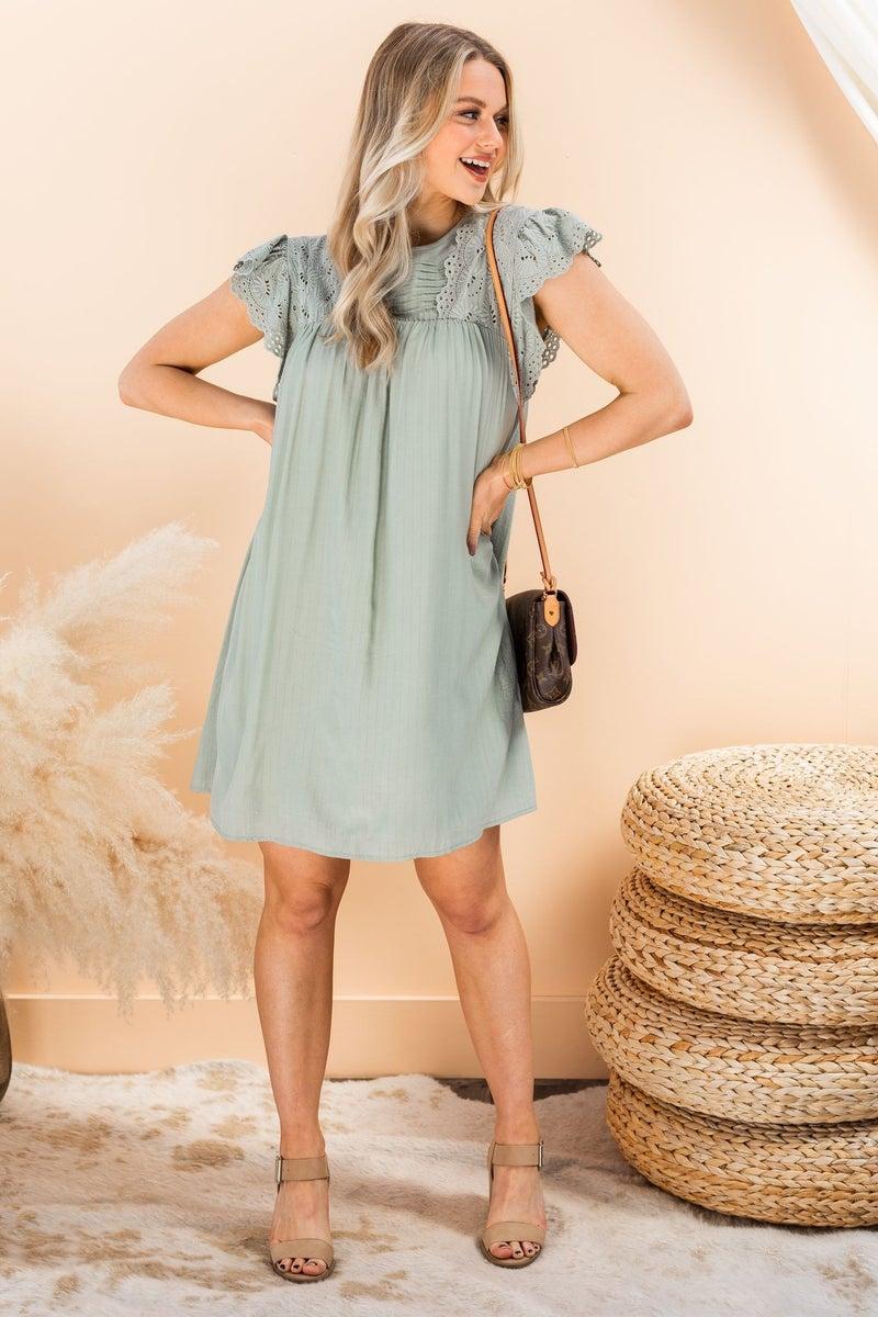 Breath of Fresh Air Dress