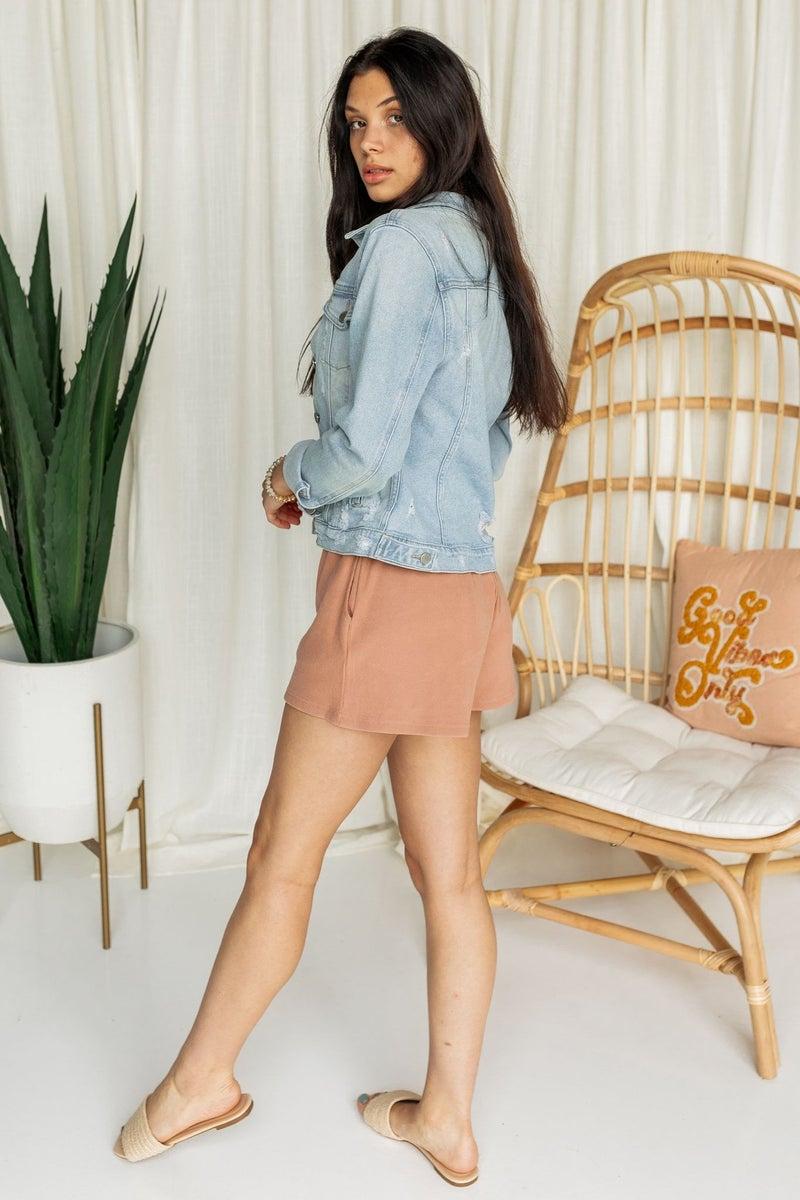 Casual Sunny Days Shorts