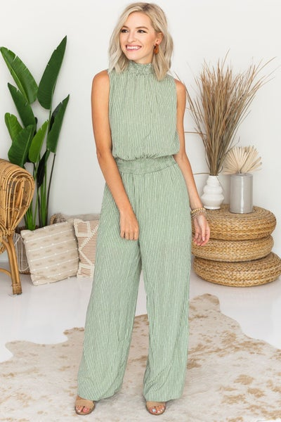 Time to Take a Stand Jumpsuit
