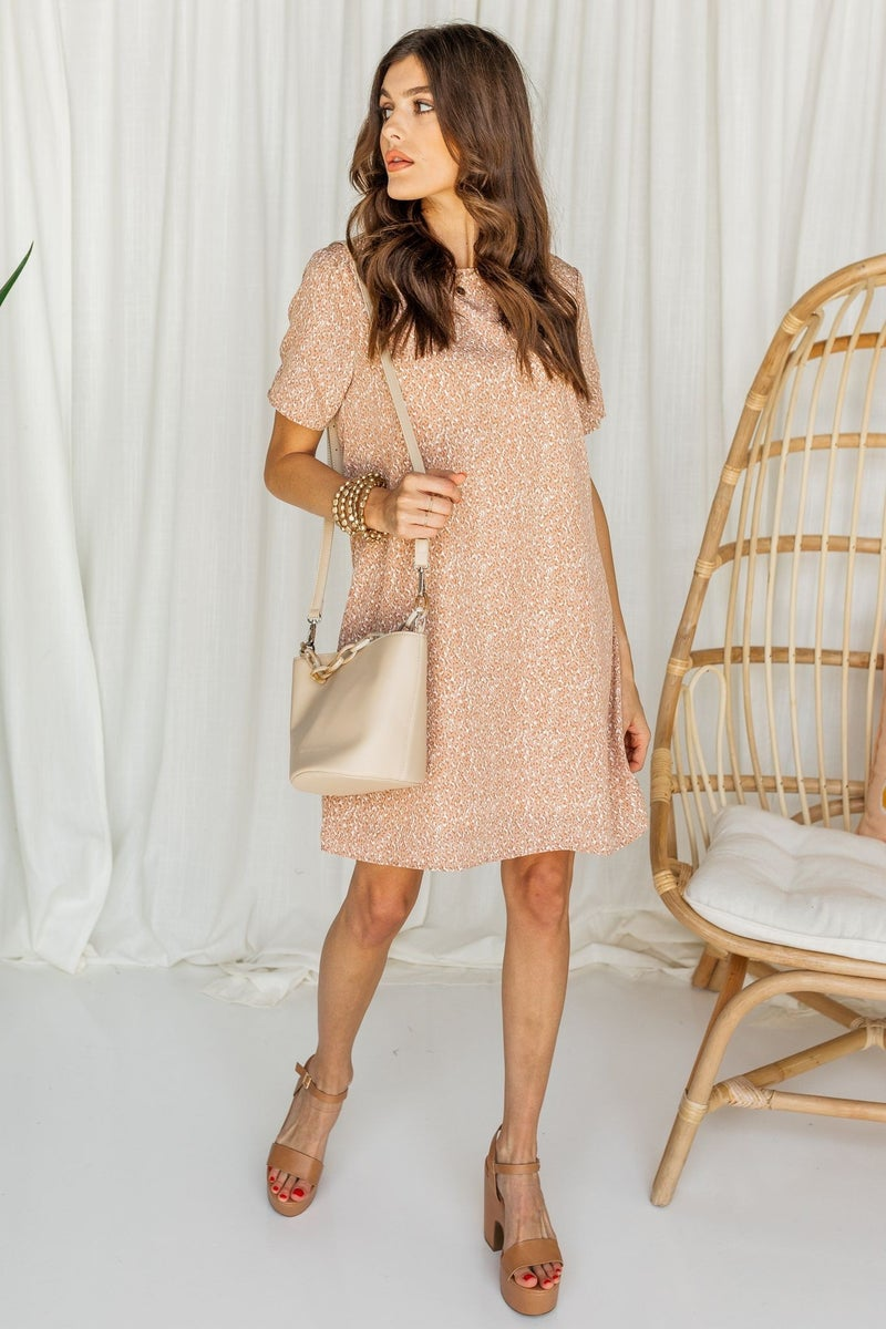 Tamed and Cool Dress