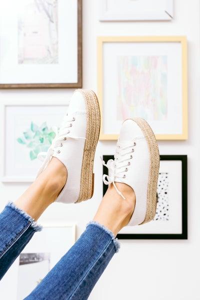 Sneaker into Summertime
