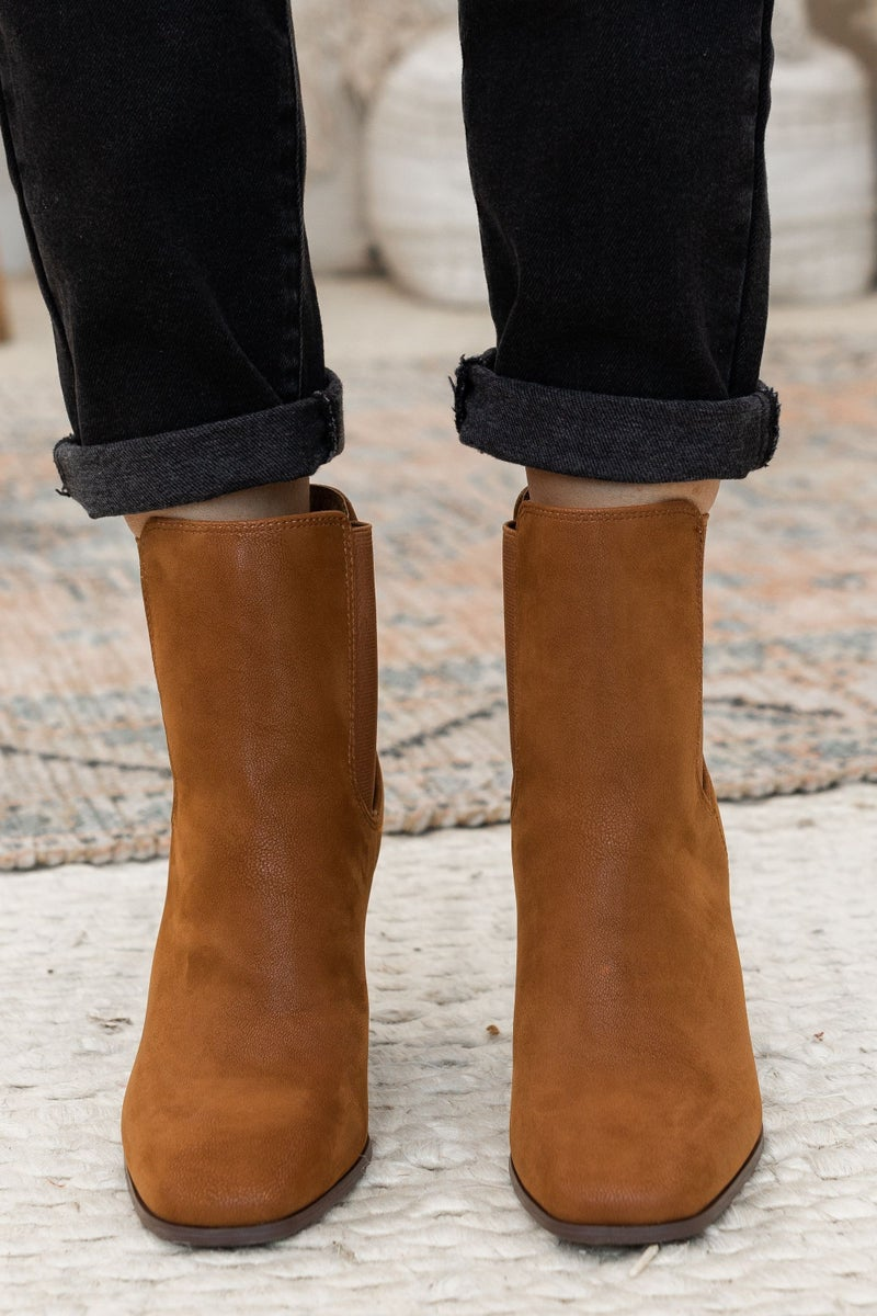 Boogie Wonderland Booties